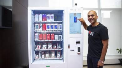Mobilárusító automatával támad a Xiaomi