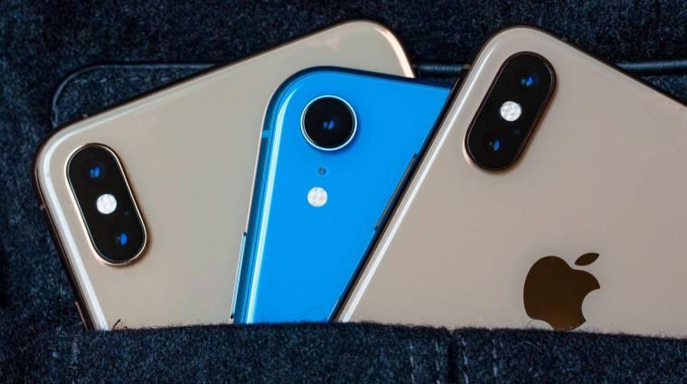 Visszahozhatják a Touch ID-t a jövő évi iPhone-ok kép