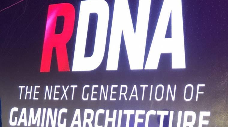 Még a GCN-ből is merít a Navi 10-alapú Radeon RX 5700 kép
