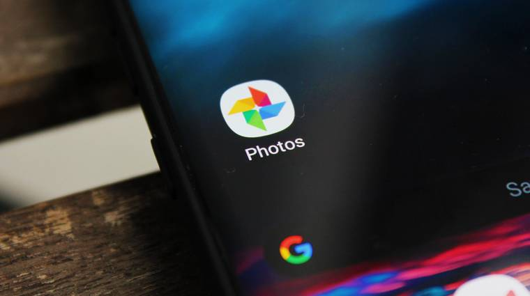 Sötét móddal újított a Google Fotók kép