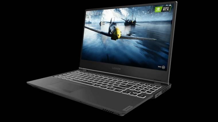 32 GB memória is befér a Lenovo Legion Y545-be kép