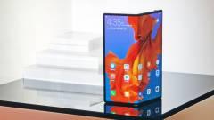 Androidot telepítenek a Huawei összehajtható mobiljára kép