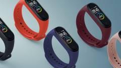 Elsöprő siker a Xiaomi Mi Smart Band 4 okoskarkötő kép