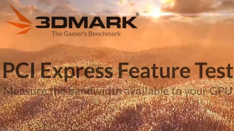 Tesztelheted, mit bír a gépedben a PCI Express kép