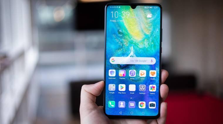 Itt az első 1 millió Huawei mobil, ami HongMeng OS-t futtat kép