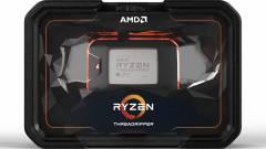 64-magos, 128-szálas AMD Ryzen Threadripper processzor közelít kép