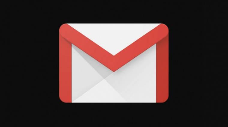 Elsötétül az androidos Gmail kép