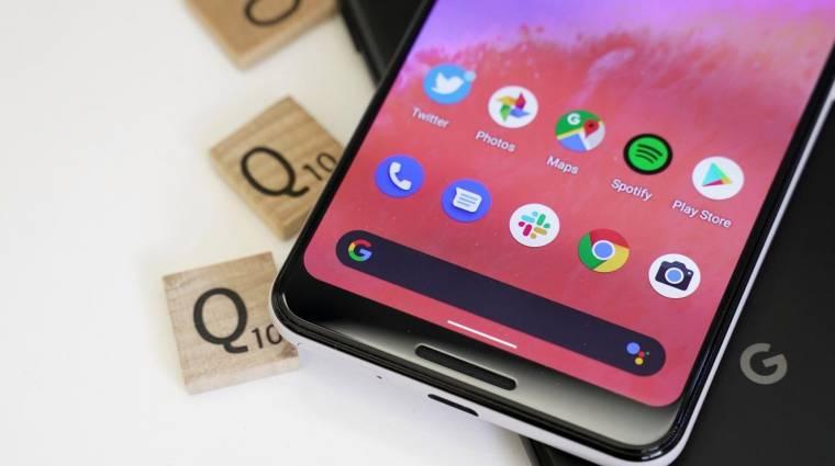 [Frissítve] Itt az Android 10 Q béta 4 kép