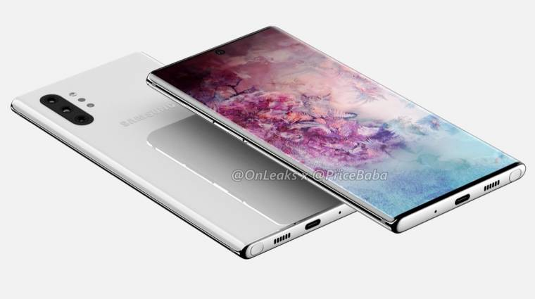 Ekkora akkumulátort kaphat a Samsung Galaxy Note 10 Pro kép