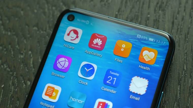 Októberben startolhat a Huawei Androidnál is gyorsabb HongMeng rendszere kép