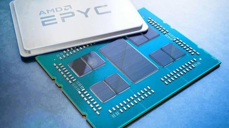 Agyonveri az Intel Xeon processzorokat az AMD kép