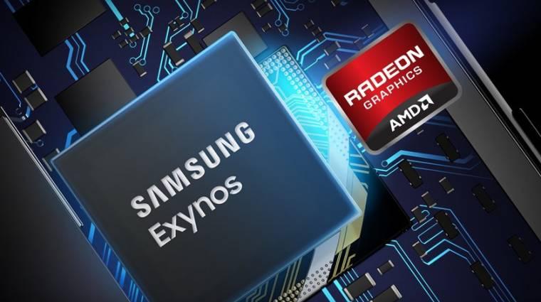 AMD technológiával újít a Samsung kép
