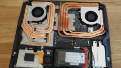 Dugig van hőcsővel az MSI GT76 gamerlaptopja kép