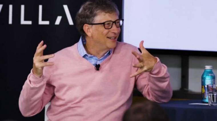 400 milliárd dolláros hibát követett el Bill Gates, amikor utat engedett az Androidnak kép