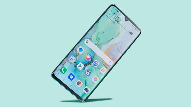 [Frissítve] Ez lenne a Huawei Ark OS rendszere? kép