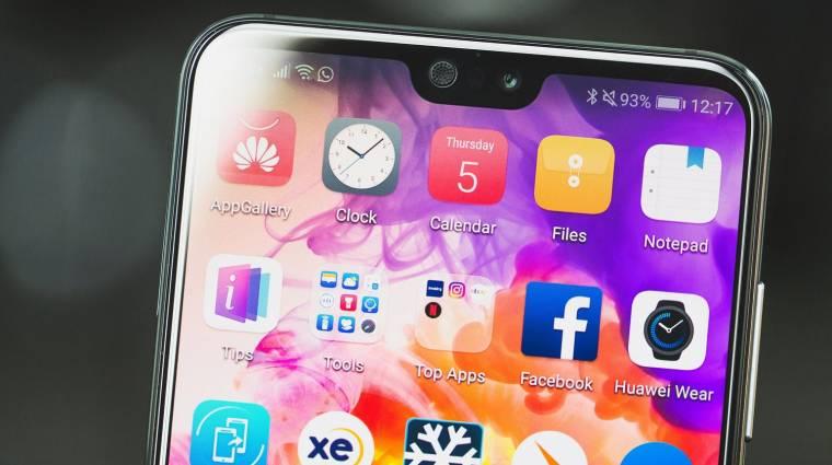 Orosz rendszert is tesztel a Huawei az Android leváltására kép