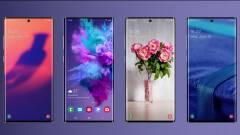 Nagyon érdekes dolgok derültek ki a Samsung Galaxy Note 10-ről kép