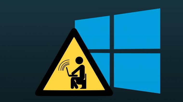 Így korlátozd a Windows 10-es Wi-Fi-kapcsolatod adatforgalmát kép