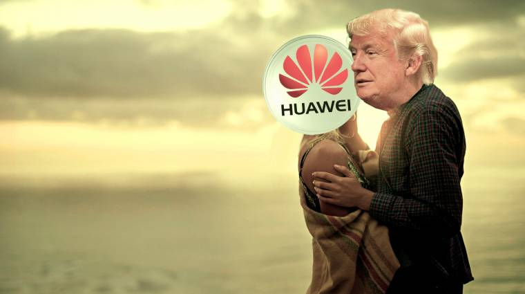 Váratlan fordulat: megmenekült a Huawei kép