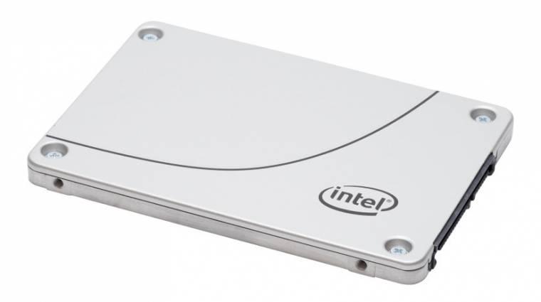 Biztonsági rést találtak az Intel SSD-kben kép