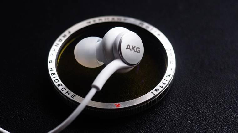 Zajszűrős és vezetékes fülhallgatóval kísérné a Galaxy Note 10-et a Samsung kép