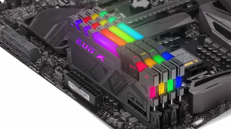 Ryzen 3000 processzorokhoz készültek az új GeIL memóriák kép