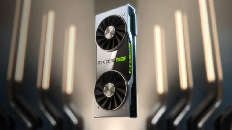 Csak apró előrelépést ígér a GeForce RTX 2080 Super kép