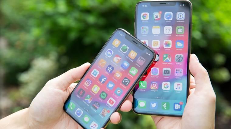 120 Hz-es Pro Motion OLED-kijelzőt kaphatnak a jövő évi iPhone-ok kép
