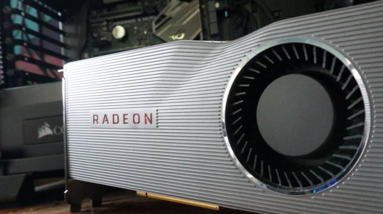 Legyőzte a GeForce RTX 2080-at egy feltuningolt Radeon RX 5700 XT kép