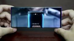 Elképesztően látványos mobilkijelzőt villantott az Oppo kép