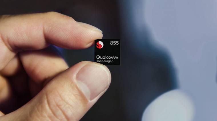 Gamertelefonok lelke lesz a túlhajtott Qualcomm Snapdragon 855 Plus kép