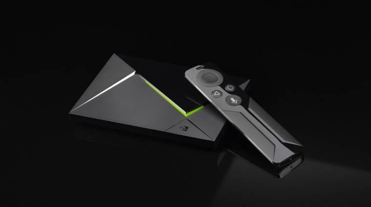Lehet, hogy jön az új NVIDIA Shield TV kép