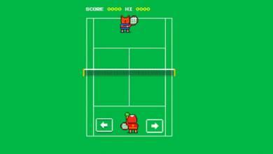 Így ütheted el az időt a Google Wimbledon-játékával