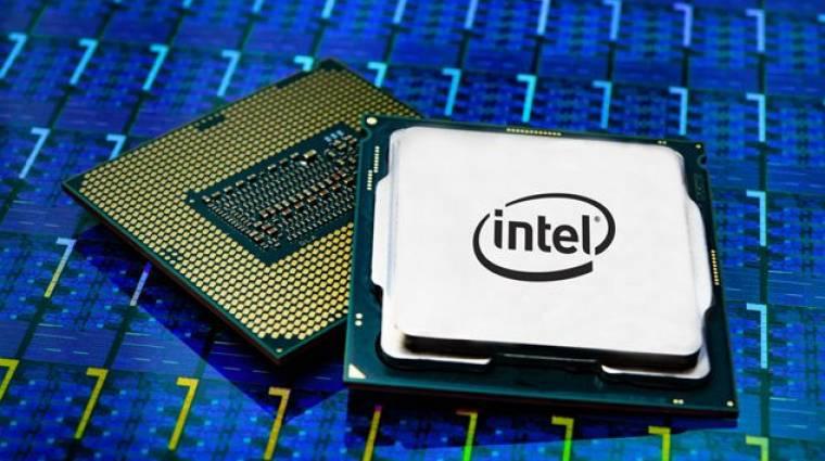 Kiszivárgott az Intel közelgő Comet Lake processzorcsaládja kép