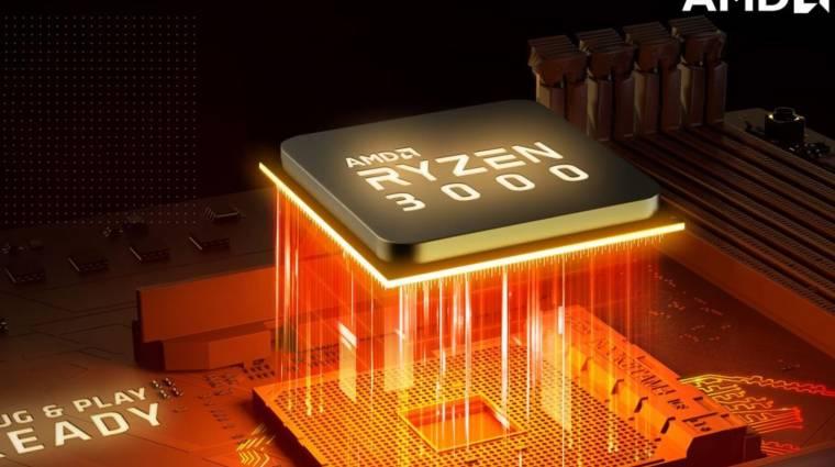 Ázsiában az AMD Ryzen processzor a nyerő kép