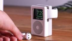 Így lesz az Apple Watch-ból klasszikus Apple iPod kép