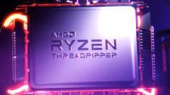 Ütős lesz a 16-magos, Threadripper 3000 szériás AMD processzor kép