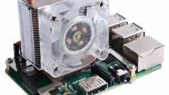 Durván lehűti a Raspberry Pi 4-et az ICE Tower kép