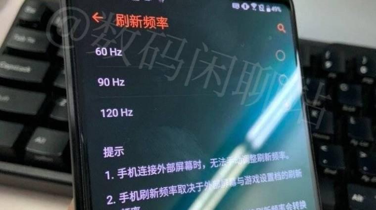 Kiszivárgott képeken a Snapdragon 855 Plus-alapú ASUS ROG Phone 2 kép