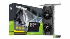 Alacsony profillal támad a ZOTAC GeForce GTX 1650 kép