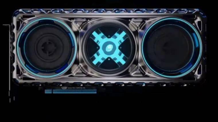 Négy Intel GPU-ról árulkodott egy véletlenül kiadott grafikus driver kép