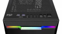 Csúcskategóriás számítógépházakkal újított az FSP kép