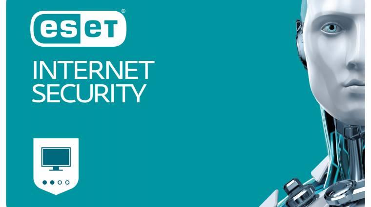 Top minősítést kapott az ESET Internet Security kép