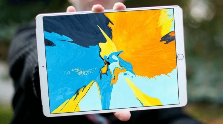 Ebben a hónapban már gyártják az új iPad modelleket kép