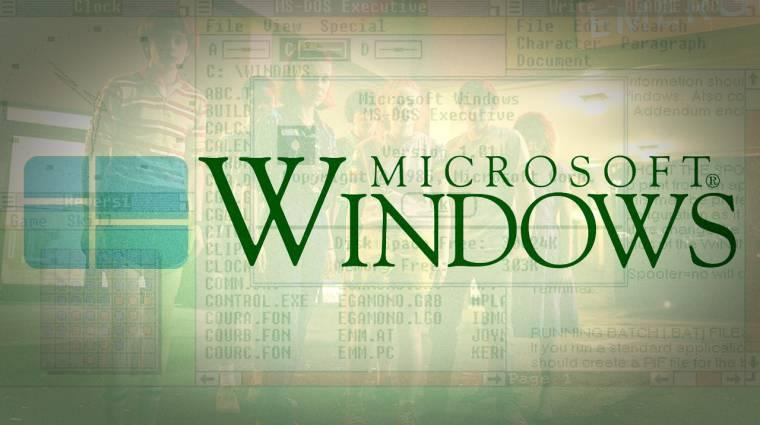 A Microsoft valami nagyon kattant dologgal jelentkezett kép