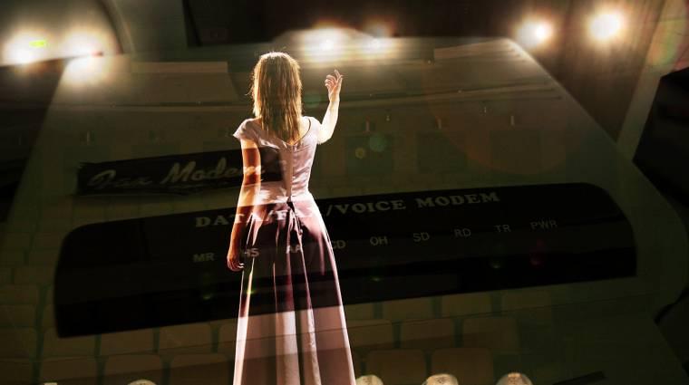 Itt a mai legjobb videó: modemhangon áriáznak az operában kép