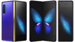 Csakazértis jön a hajtogatható Samsung mobil kép