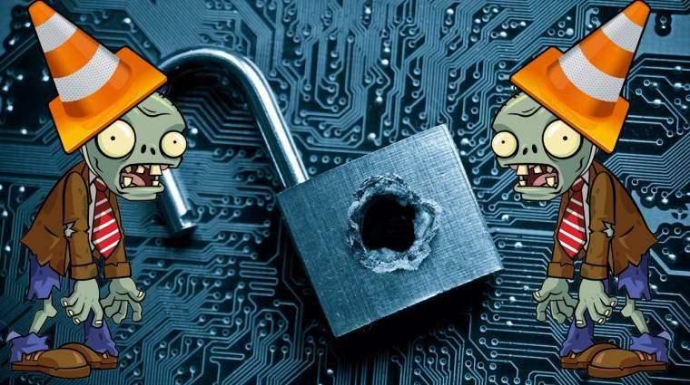 Vigyázz, óriási biztonsági rés tátong a VLC médialejátszóban! kép