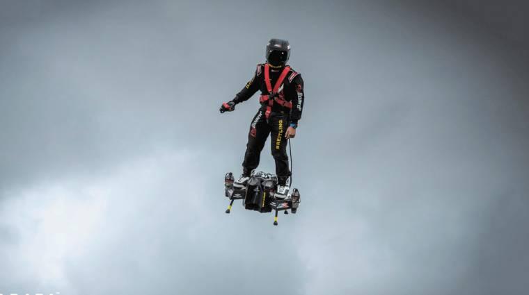 Na végre: megcsinálták Marty McFly légdeszkáját kép