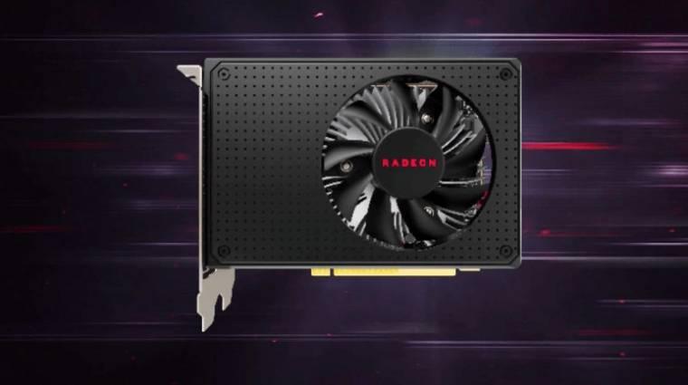 Laptopokba mennek a Radeon 600 GPU-k kép